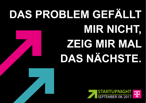 Startupnight Wallcard Problem