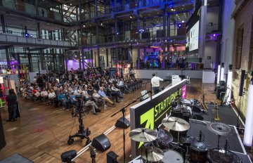 Startupnight 2018 - Deutsche Telekom's Representative Office