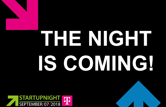 Startupnight 2018 The Night is coming
