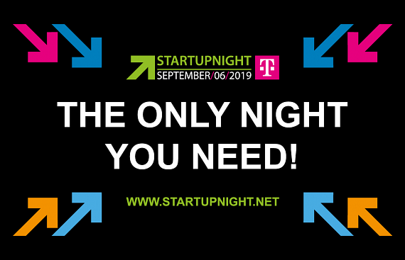 Startupnight - The only night you need!